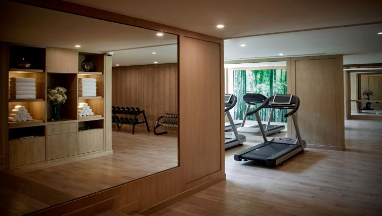 Gym at One Sunland Suites - Citybase Apartments