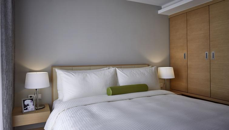 Bedroom at One Sunland Suites - Citybase Apartments