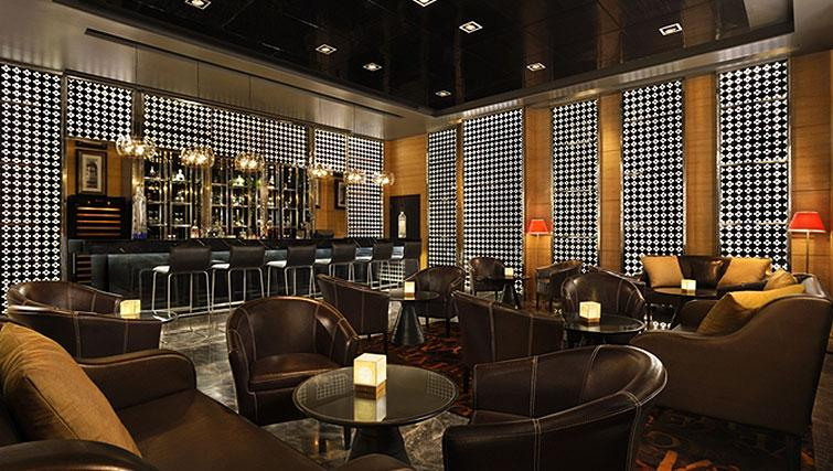 Bar at DoubleTree Suites by Hilton Bangalore - Citybase Apartments