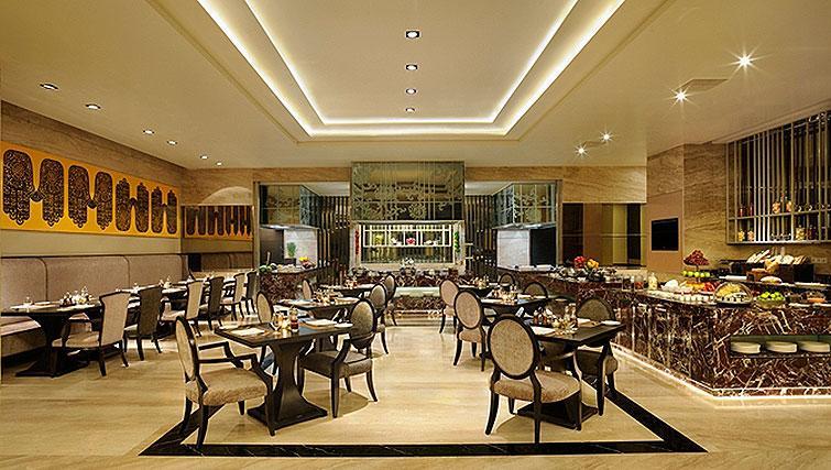 Restaurant at DoubleTree Suites by Hilton Bangalore - Citybase Apartments