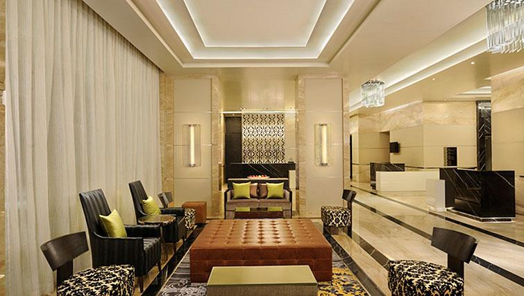 Lobby at DoubleTree Suites by Hilton Bangalore - Citybase Apartments