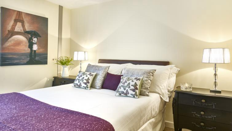 Bed at The Hub Milton Keynes Apartments - Citybase Apartments