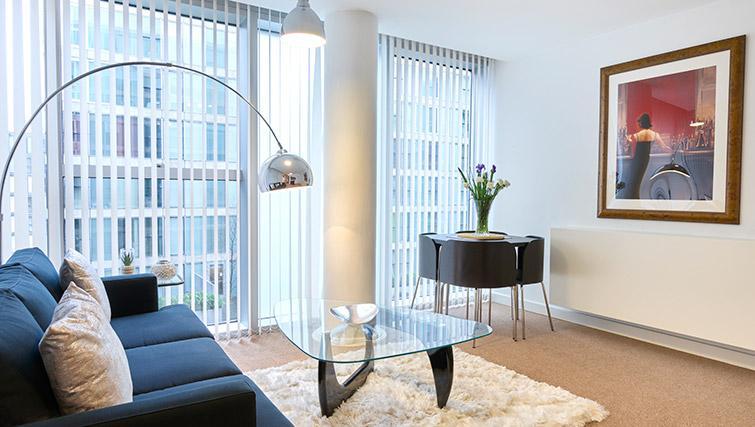 Stylish decor at The Hub Milton Keynes Apartments - Citybase Apartments