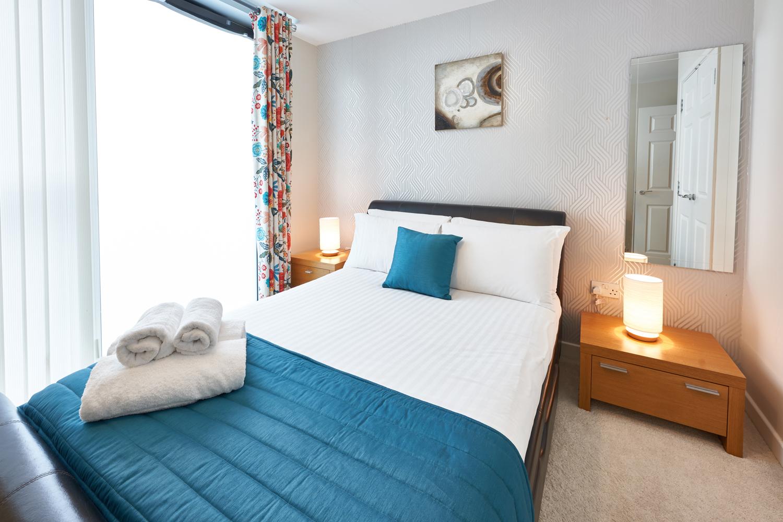 Towels at The Hub Milton Keynes Apartments, Centre, Milton Keynes - Citybase Apartments