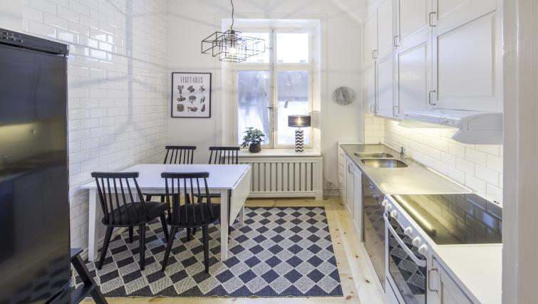 Fully equipped kitchen Krona Apartments - Citybase Apartments