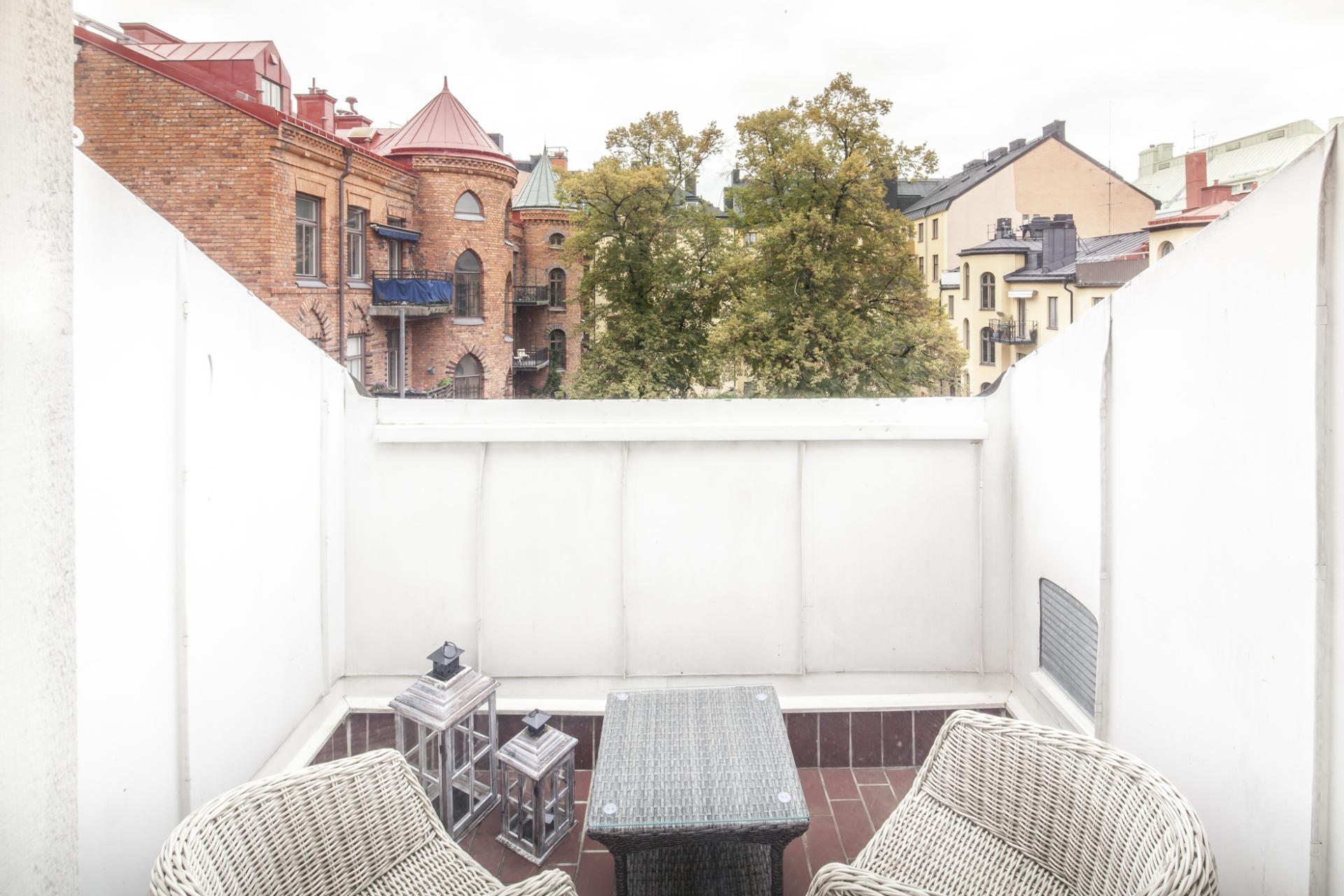 Hallway at Krona Apartments - Citybase Apartments