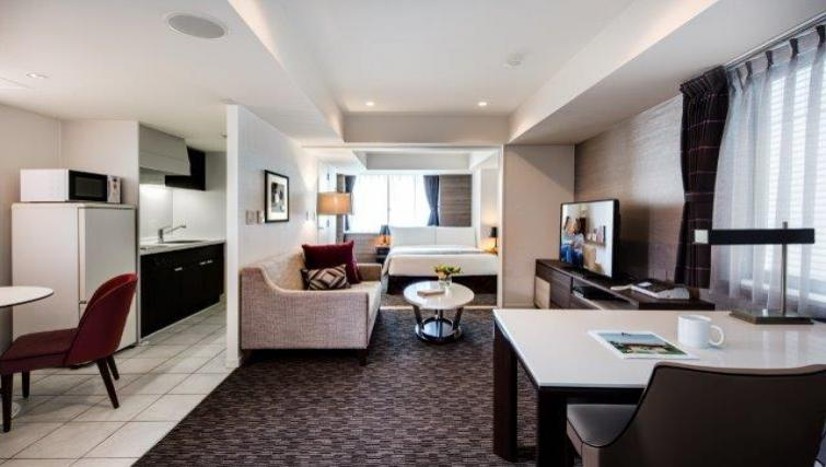 Spacious Apartment at Somerset Ginza East Apartments - Citybase Apartments