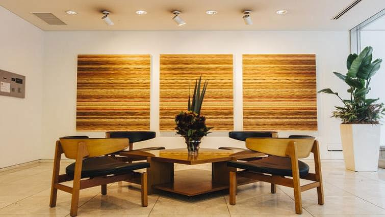 Lobby at Somerset Ginza East Apartments - Citybase Apartments