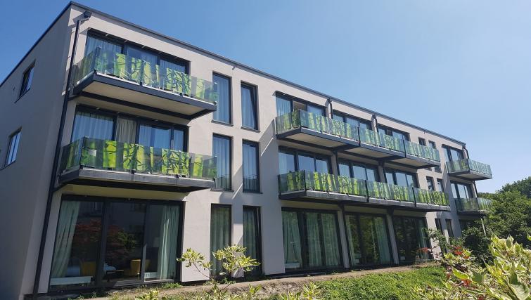 Exterior of Huizingalaan Apartment - Citybase Apartments