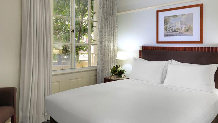 Bedroom at Adina Apartment Hotel Brisbane Anzac Square - Citybase Apartments