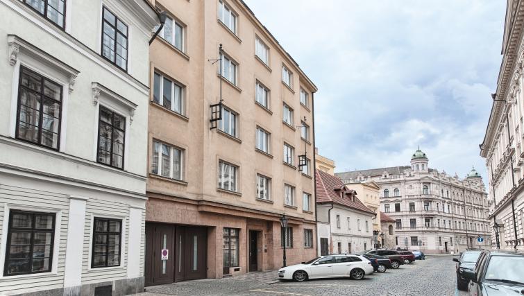 Exterior of Konvikt Apartment - Citybase Apartments