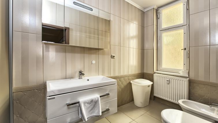 WC at Konvikt Apartment - Citybase Apartments