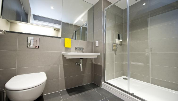 Bathroom at Staycity York Paragon Street - Citybase Apartments