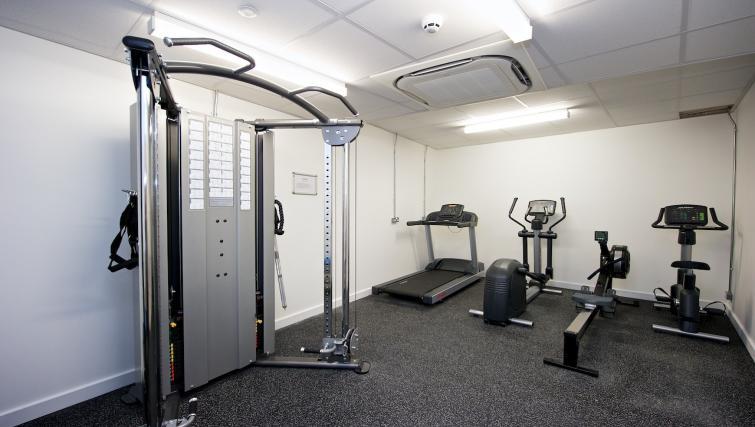 Gym at Staycity York Paragon Street - Citybase Apartments