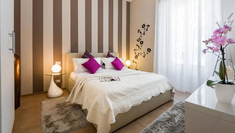 Bedroom at Relais Di Giada Apartment - Citybase Apartments