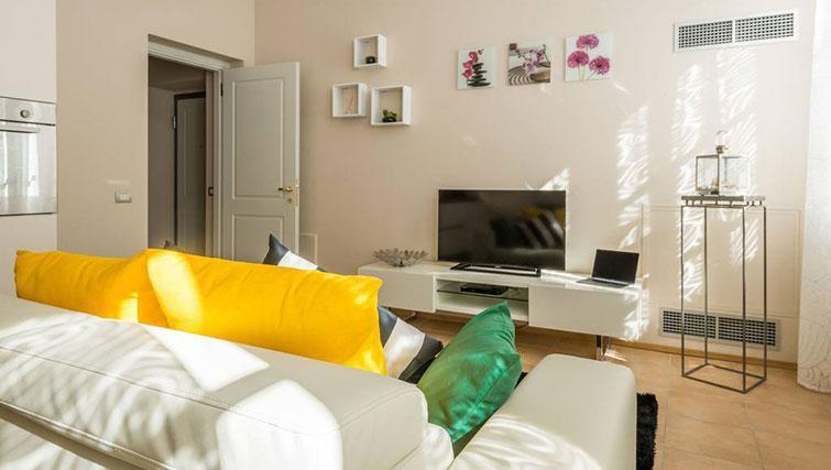 Lounge at Relais Di Giada Apartment - Citybase Apartments