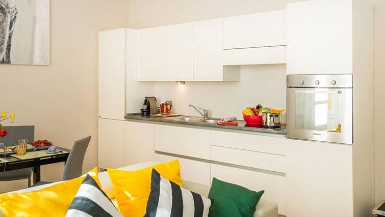 Kitchen at Relais Di Giada Apartment - Citybase Apartments