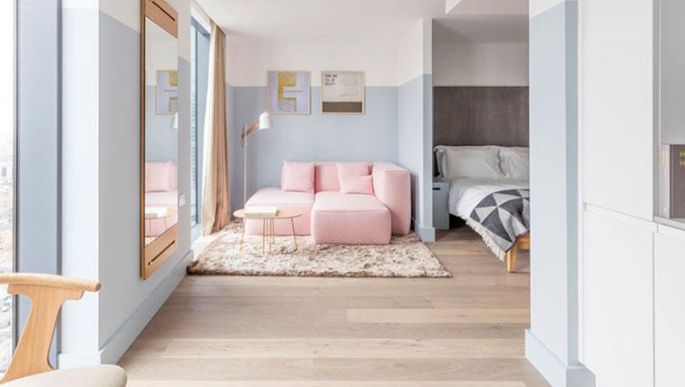 Apartmetn at SACO Leman Locke - Aldgate - Citybase Apartments