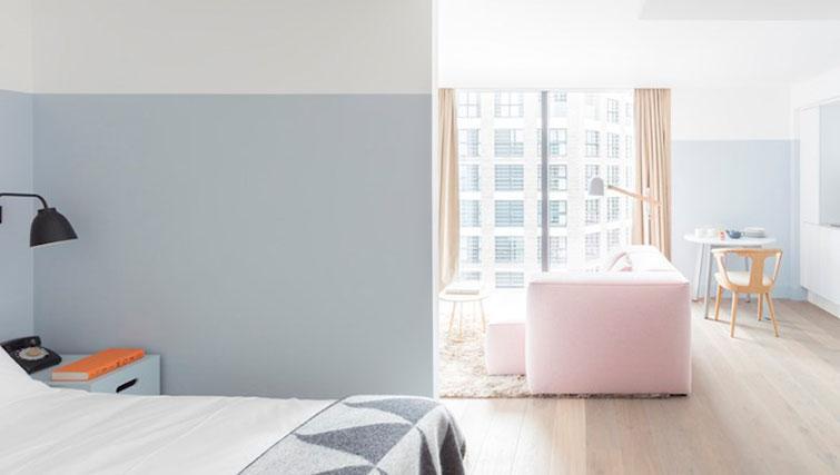 Bed at SACO Leman Locke - Aldgate - Citybase Apartments