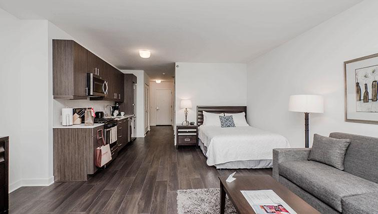 Studio apartment at Marquee Apartments - Citybase Apartments