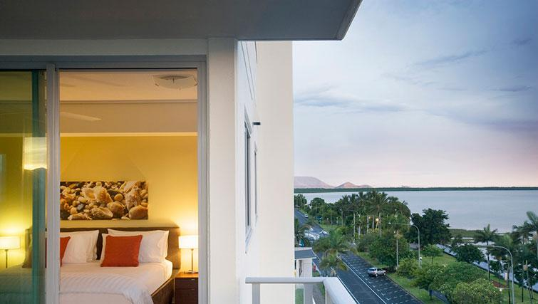 Ocean view at Mantra Trilogy - Citybase Apartments