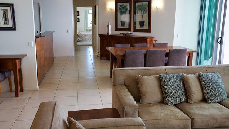 Sofa at Mantra Trilogy - Citybase Apartments