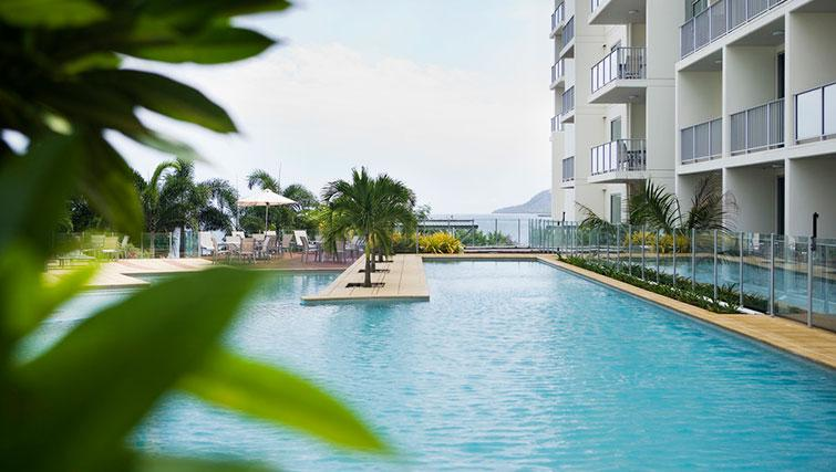 Swimming pool at Mantra Trilogy - Citybase Apartments