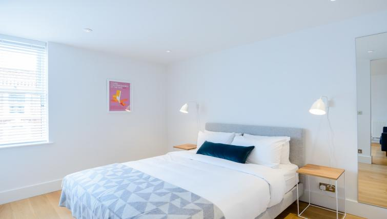 Bedroom at Native Fulham Apartments - Citybase Apartments