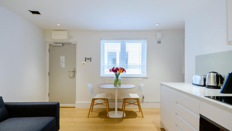 Kitchen at Native Fulham Apartments - Citybase Apartments