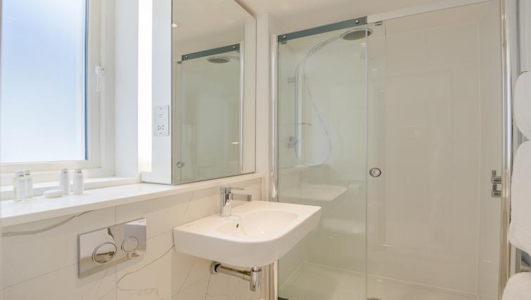 Shower at Native Fulham Apartments - Citybase Apartments