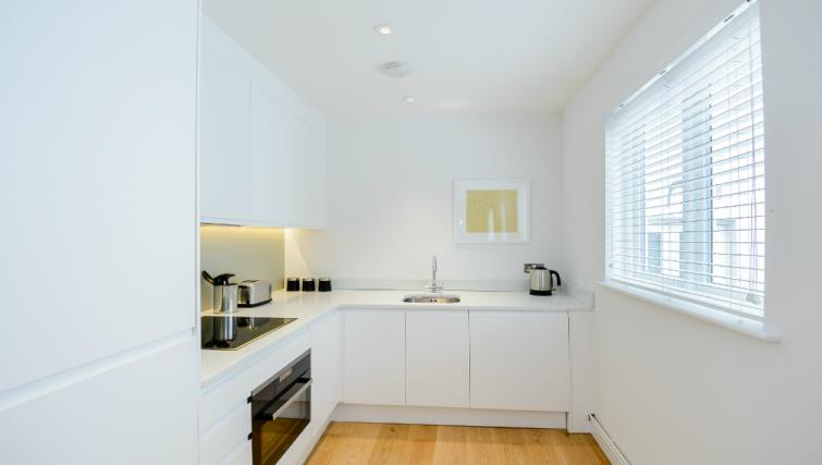 Kitchen space at Native Fulham Apartments - Citybase Apartments