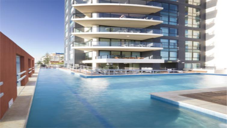 Swimming pool at Mantra Broadbeach on the Park - Citybase Apartments