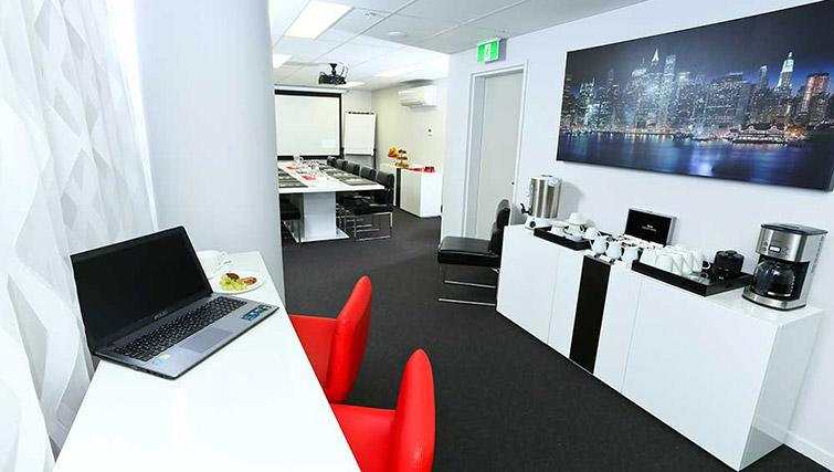 Conference area at Mantra Midtown Brisbane Apartments - Citybase Apartments