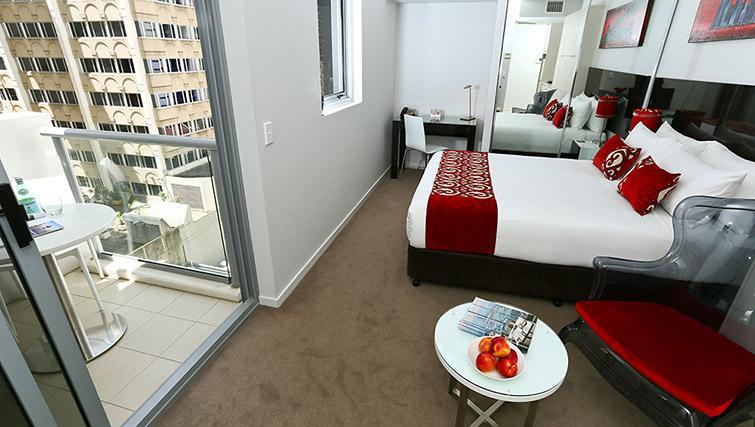 Studio apartment at Mantra Midtown Brisbane Apartments - Citybase Apartments