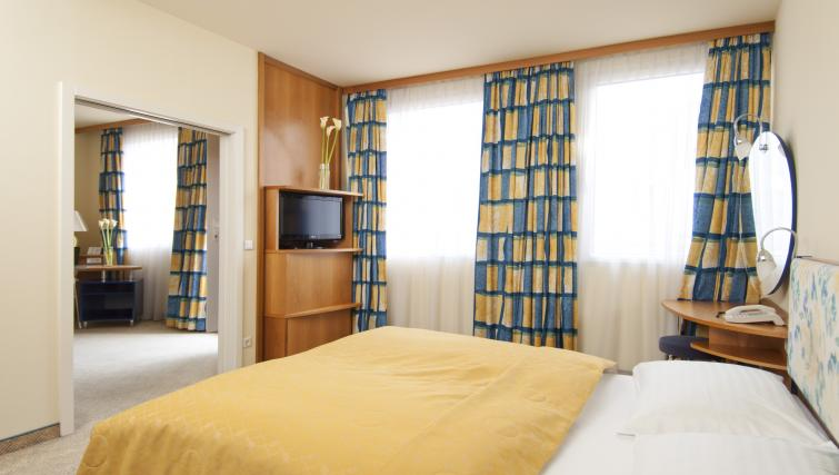 Bedroom at Starlight Suiten Hotel and Apartments - Citybase Apartments