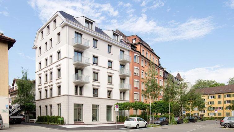 Exterior of Kanzleistrasse Apartments - Citybase Apartments