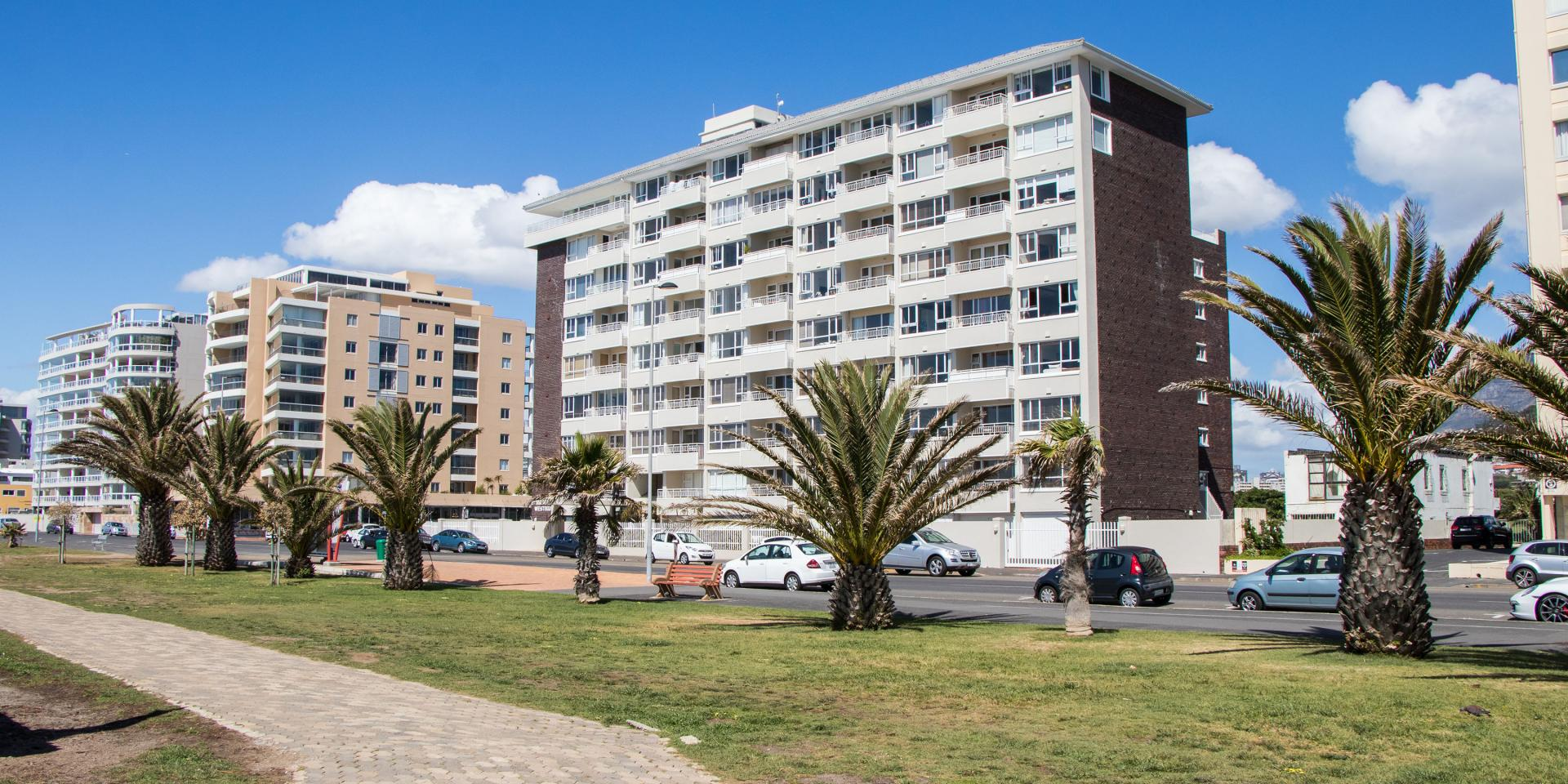 Exterior at Mouille Point Village - Citybase Apartments
