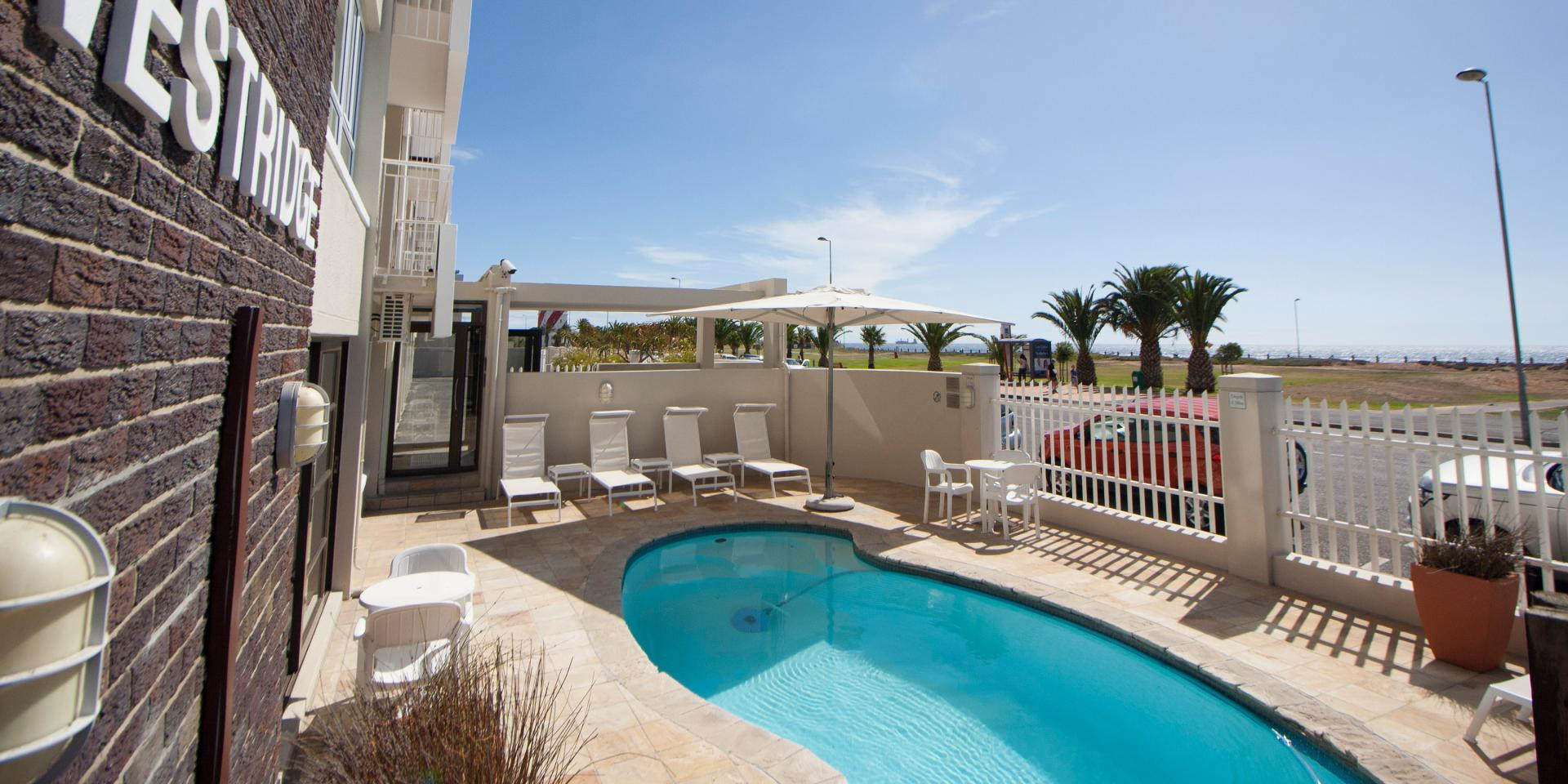 Swimming Pool at Mouille Point Village - Citybase Apartments