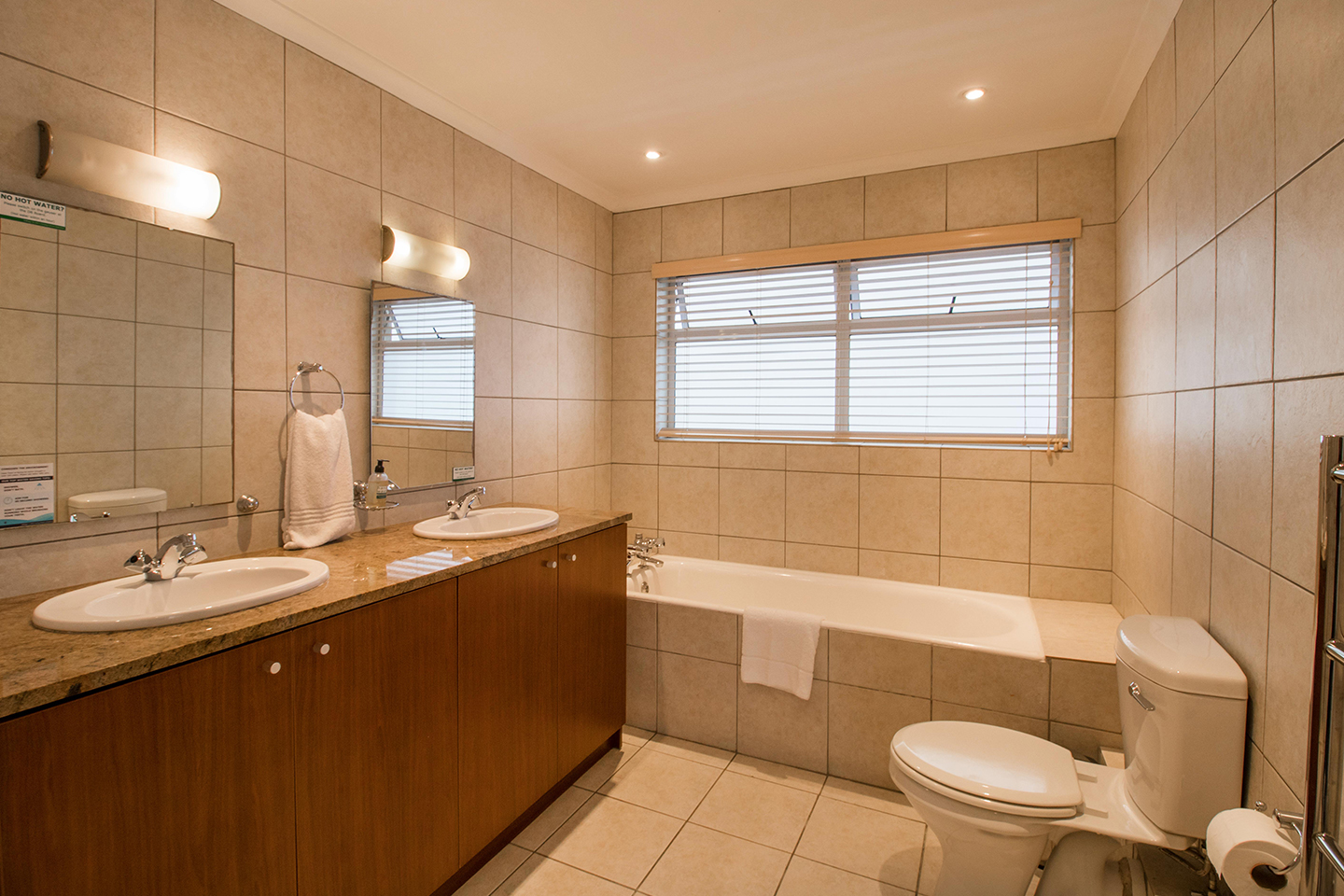 Bathroom at Mouille Point Village - Citybase Apartments
