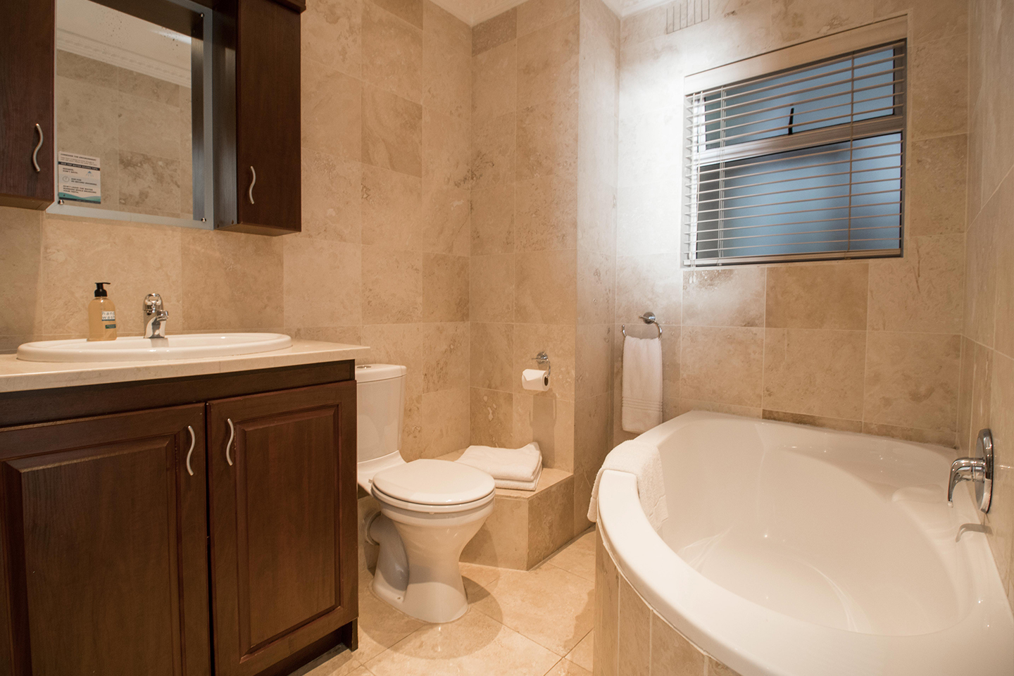 Sink at Mouille Point Village - Citybase Apartments