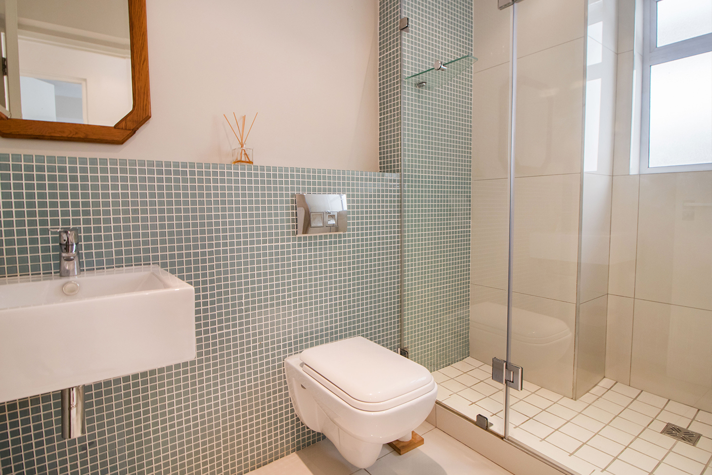 Toilet at Mouille Point Village - Citybase Apartments