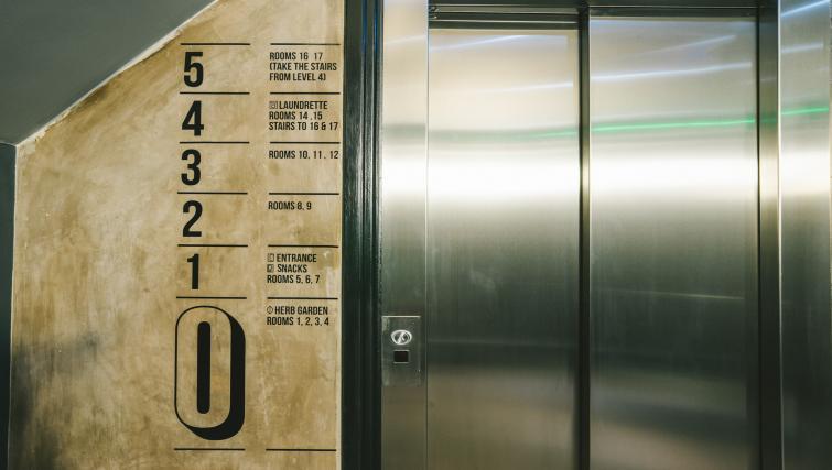 Lift at room2 Hammersmith Apartments - Citybase Apartments