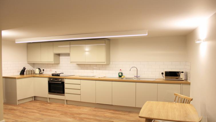 Kitchen at Figtree Apartments - Citybase Apartments