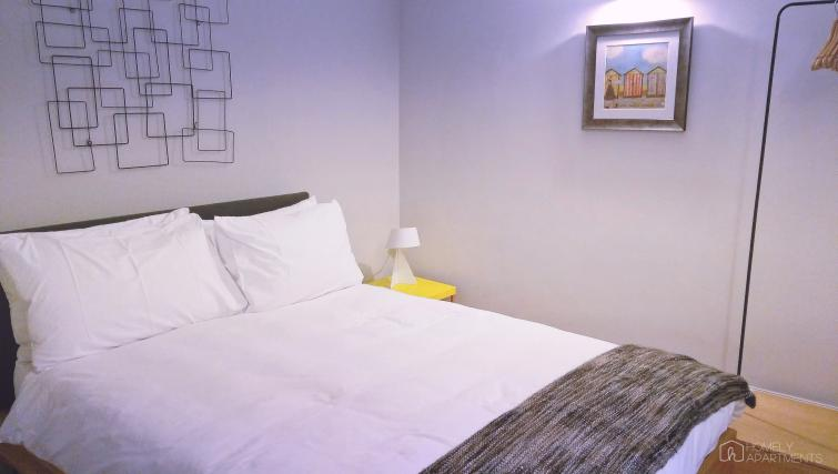 Bed at Figtree Apartments - Citybase Apartments