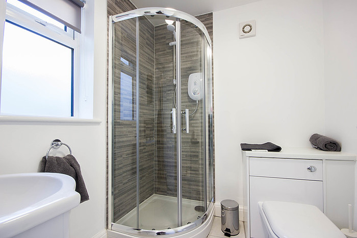 Bathroom at Riverside House Norwich - Citybase Apartments