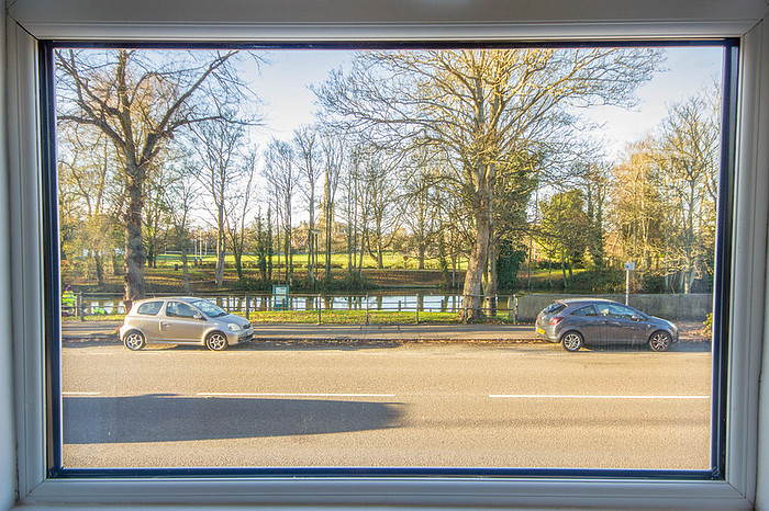 Window view at Riverside House Norwich - Citybase Apartments