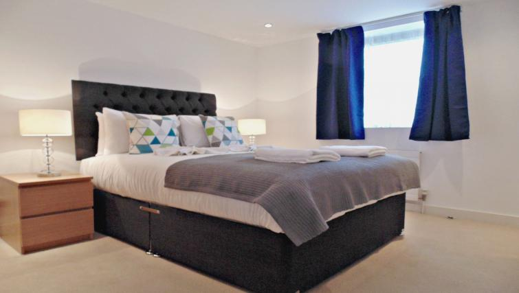 Bedroom at Still Life Farringdon Executive - Citybase Apartments