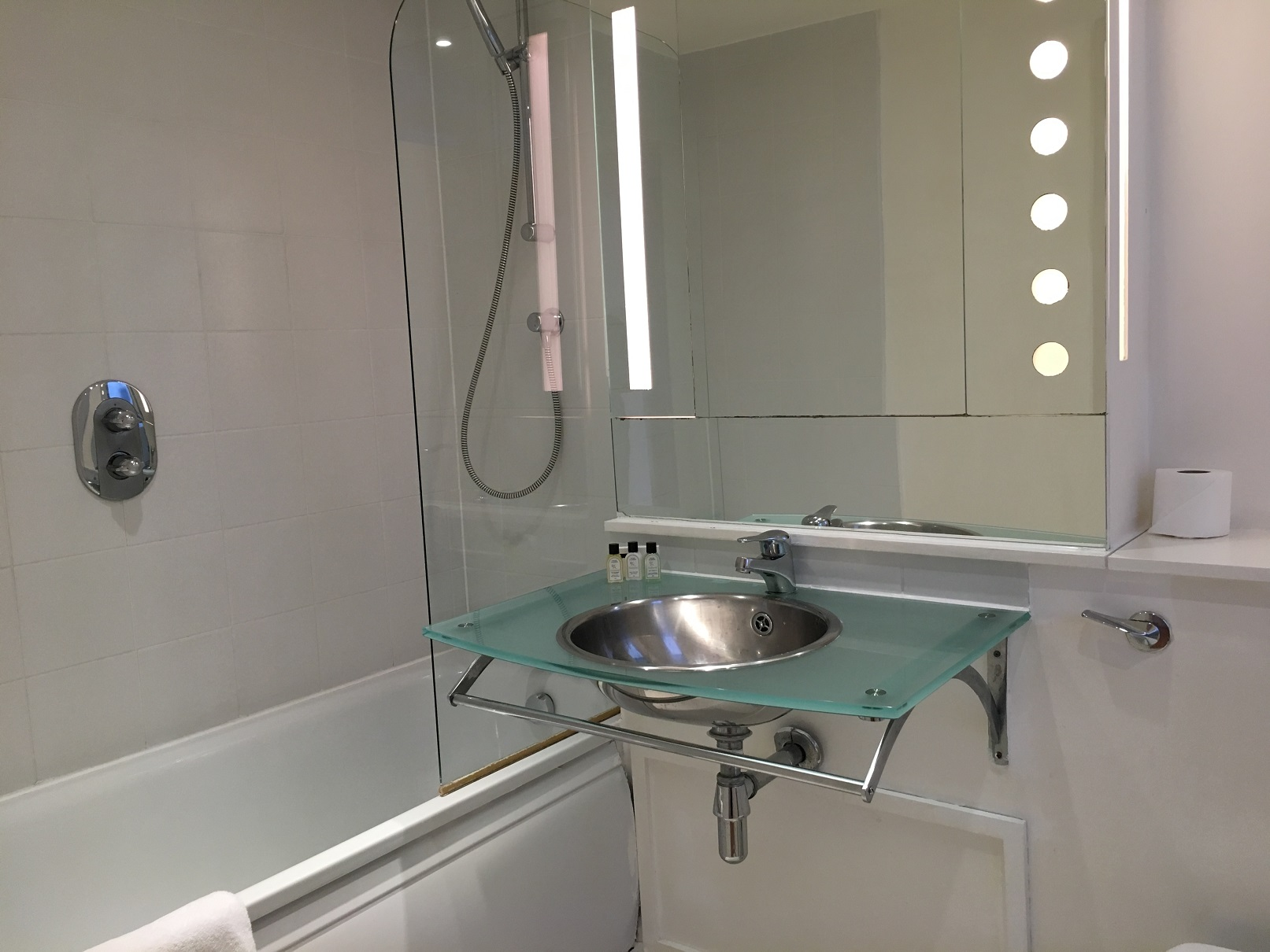 Sink at Still Life Farringdon Executive - Citybase Apartments