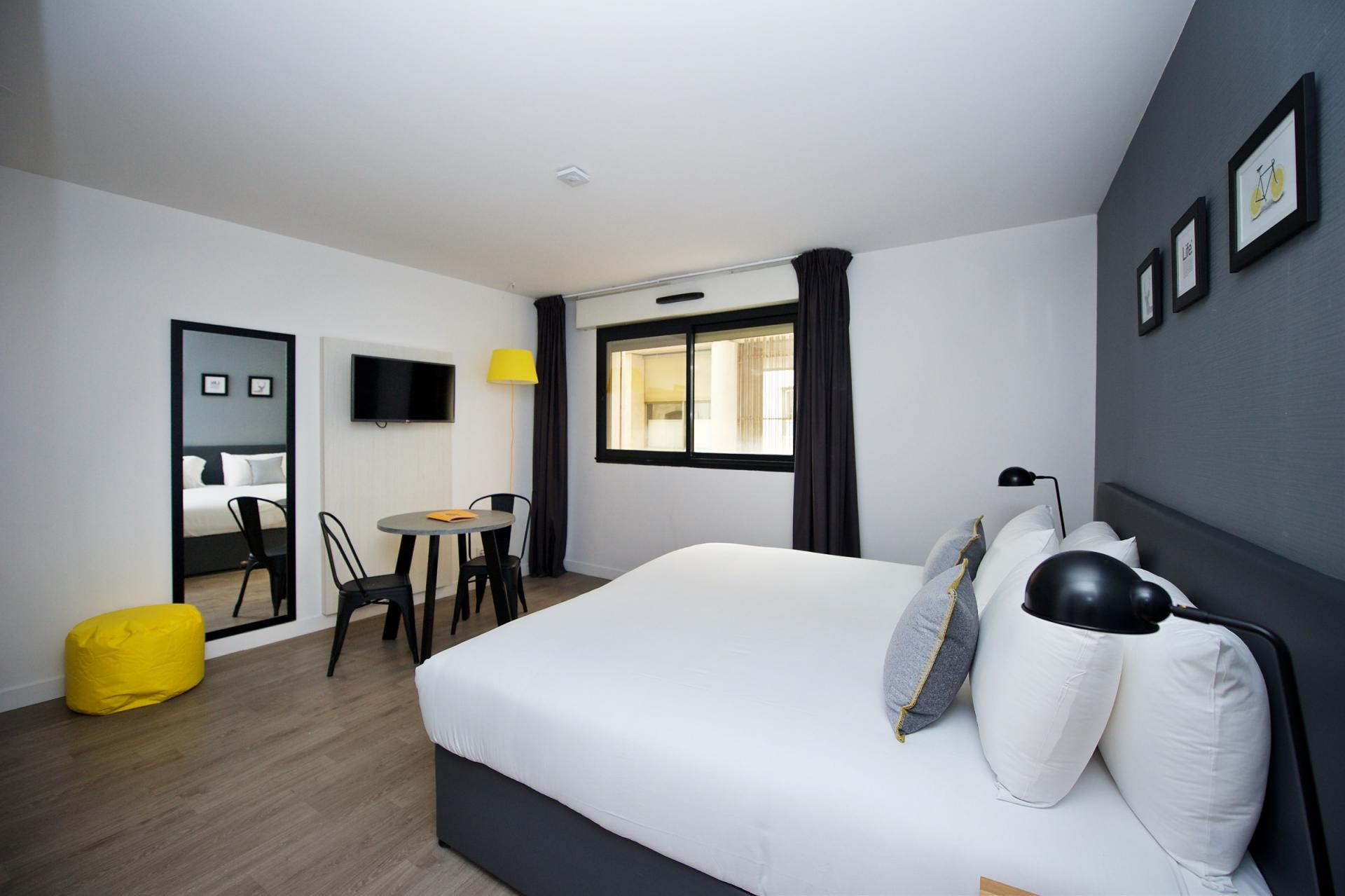 Studio space at Staycity Centre Vieux Port - Citybase Apartments