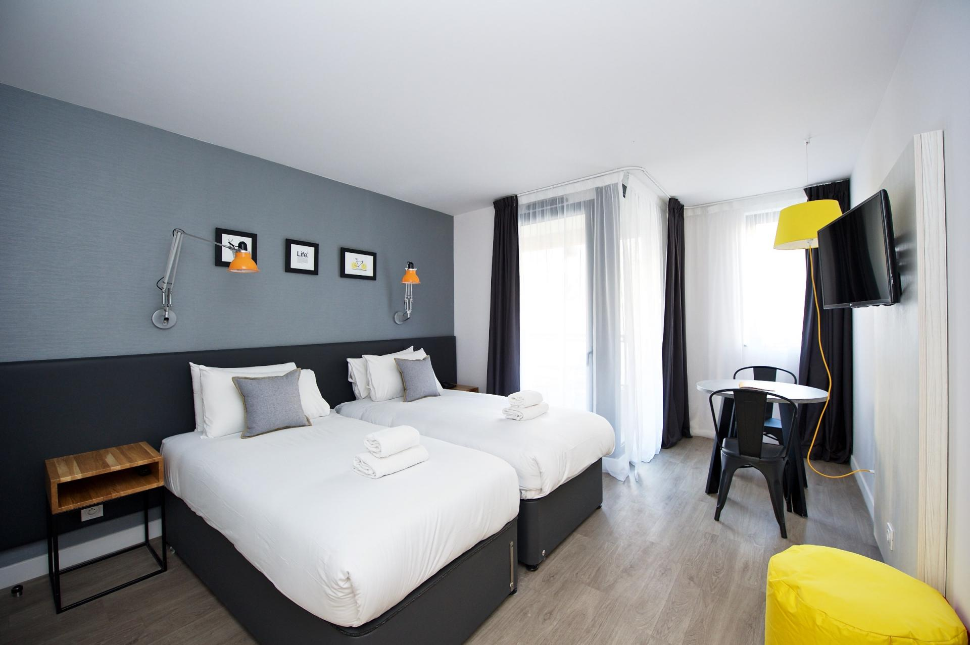 Zip and link at Staycity Centre Vieux Port - Citybase Apartments